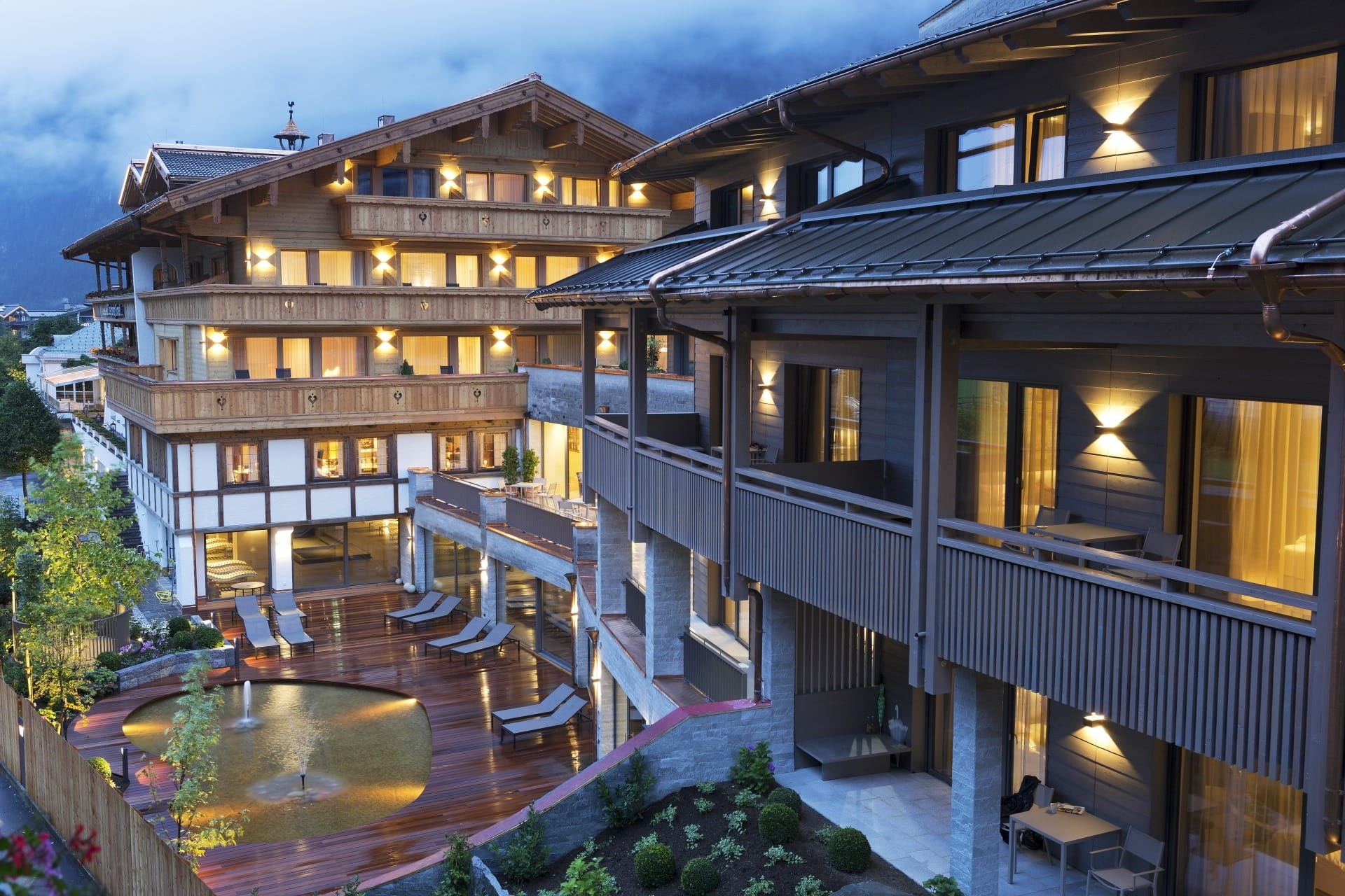 Exklusives Hotel in Mayrhofen