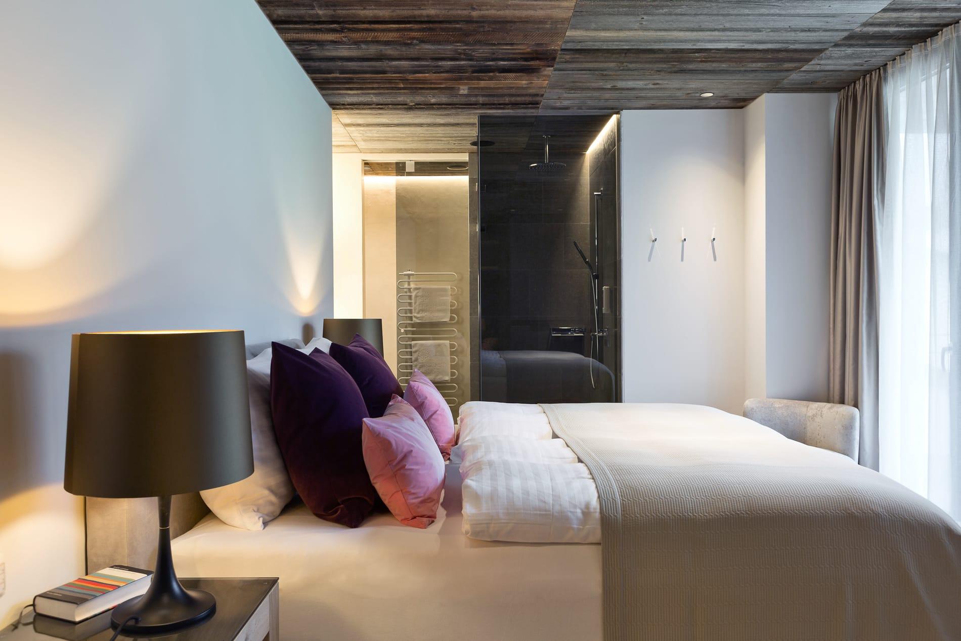 Traumhafte Suiten im Hotel im Zillertal