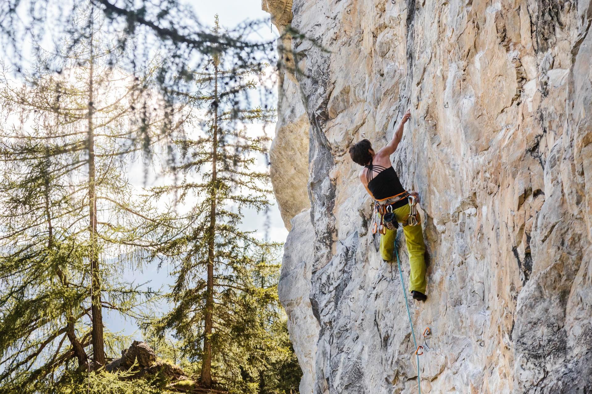 Klettersteig Zillertal : Huterlaner klettersteig ausflugsziel in mayrhofen